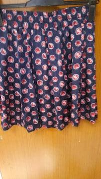 �A スカートみたいな、キュロット
