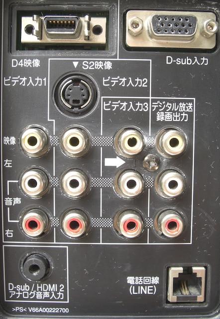 TOSHIBA/19A3500・REGZA・Hi-Vision中古完動品2008年0805 < 家電/AVの