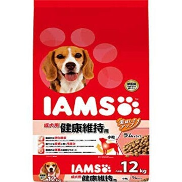 サイズ12kg アイムス (IAMS) 成犬用 健康維持用 ラム&ライス 小