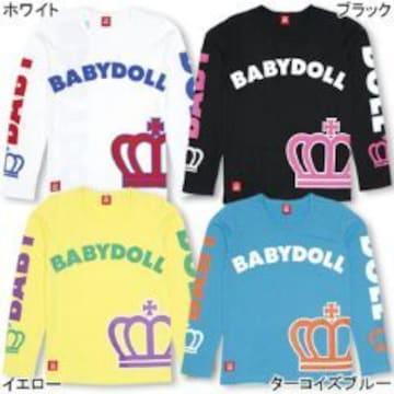 ◆新品◆Babydoll◇長袖Tシャツ◇イエロー¥2592