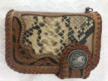 レーザー財布