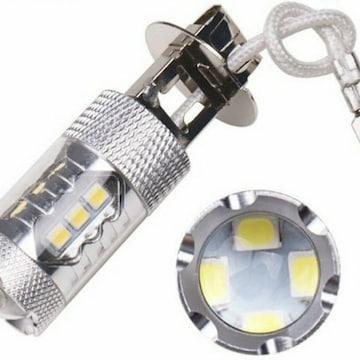 H3  LEDフォグランプ CREE製80W ホワイト12V24V兼用