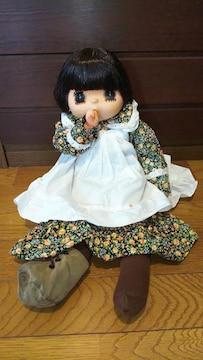 セキグチマドモアゼルジェジェ難有り抱き人形ドール昭和レトロビンテージアンティーク