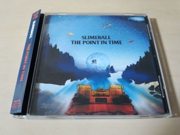 SLIME BALL CD「THE POINT IN TIME」●