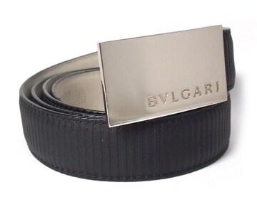 正規ブルガリベルトミレリゲメンズカット可110cmBVL