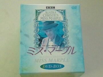 DVD[海外ドラマ/BOX] アガサ・クリスティー ミス・マープル