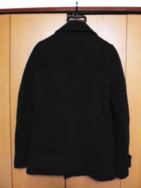 ガラアーベント 金ボタン ナポレオン Pコート L美品 < 男性ファッションの