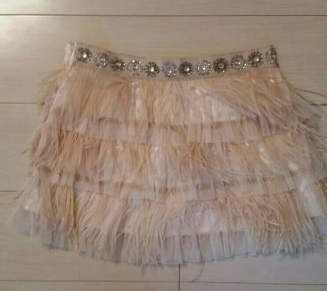 ●DRWCYS●チュール羽スカート/size1  < ブランドの