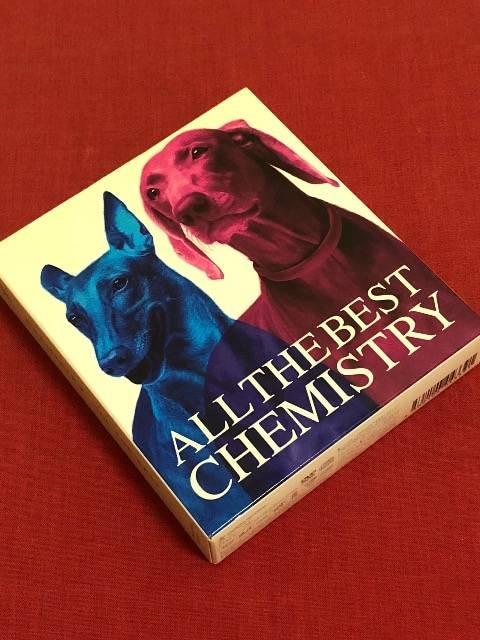 【送料無料】CHEMISTRY(BEST)初回盤2CD+1DVD  < タレントグッズの