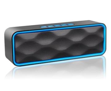 ポータブル Bluetooth スピーカー/内蔵マイク