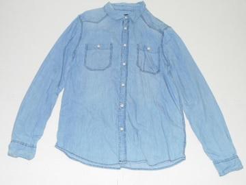 衣類 メンズ Lサイズ 長袖シャツ Bershka 管理番号238