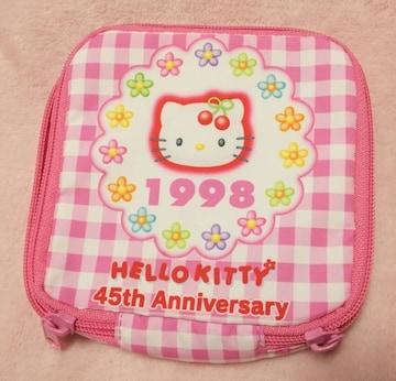 キティ☆1998年☆ポーチ