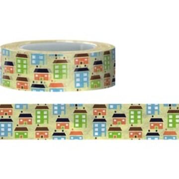 台湾製 Funtape ハウス家 マスキングテープ