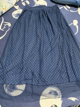 美品  チュールスカート