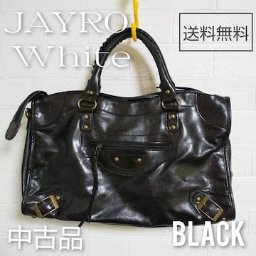 JAYRO White【ショルダーベルトなし】エディターズ2wayセレブ