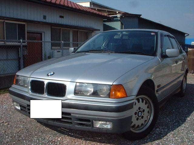 激安売切BMW318I検付右ハンドル < 自動車/バイク