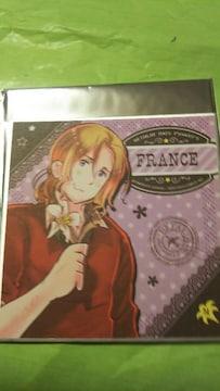 ヘタリア☆トレーディングミニ立色紙  フランス