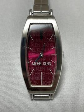◇良品【MICHEL KLEIN/ミッシェルクラン】時計 電池交換済み◇