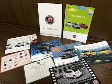 新品未使用 FIAT フィアットブランドブックパンフレットカタログ