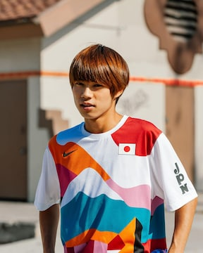 Sサイズ NIKE SB オリンピック スケボー 堀米雄斗選手