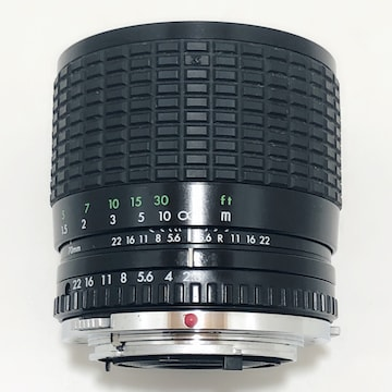 Z189 SIGMA ZOOM-MASTER 1:2.8~4 f=35-70mm Φ52 カメラレンズ