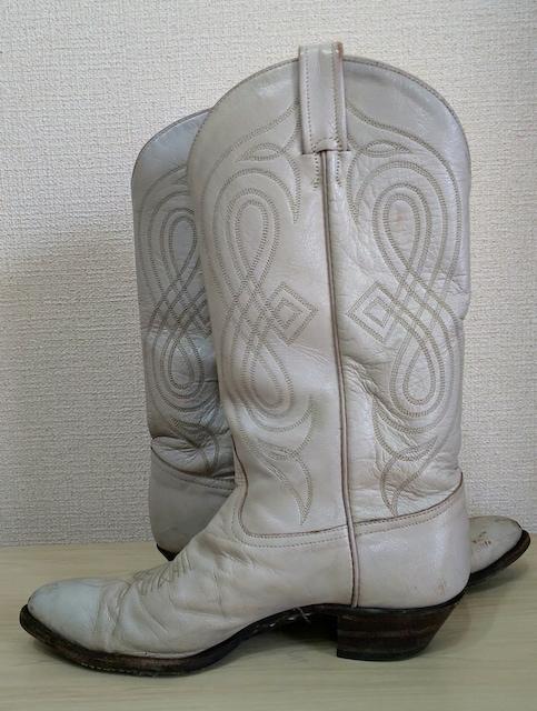 トニーラマ★ウエスタンブーツ(サイズ8.5) < 女性ファッションの