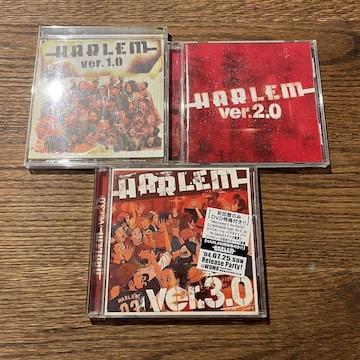 【HARLEM】3セット