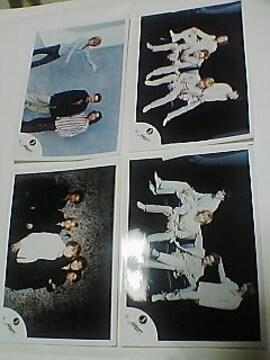 送料込み〓MA〓ジャニーズショップ公式生写真(2001)〓4枚
