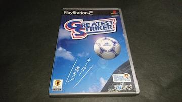 PS2 グレイテストストライカー / サッカー
