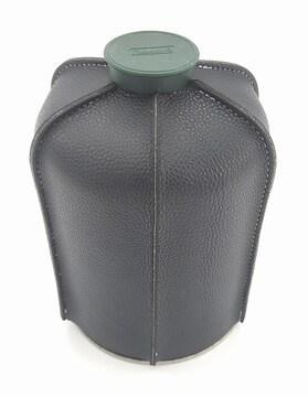 0250 450g用OD缶カバー レザーブラック ヘキサタイ