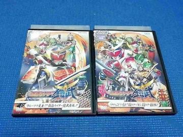 DVD 仮面ライダー鎧武 2本セット