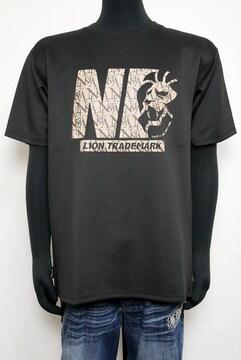 新品正規ネスタ212NB1015ドライモノグラムロゴTシャツ黒 L