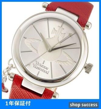 新品 即買い■ヴィヴィアンウエストウッド 女性腕時計 VV006SSRD