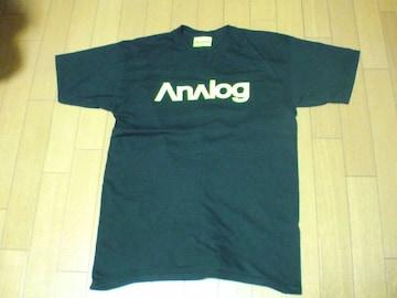 Analog[アナログ]Tシャツ