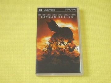 PSP★バットマン ビギンズ UMD VIDEO