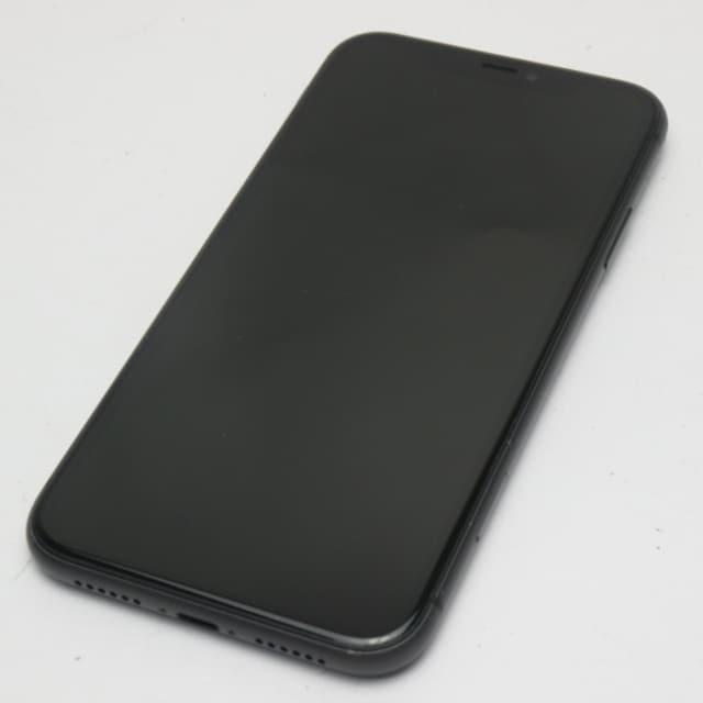 ●安心保証●美品●docomo iPhone 11 64GB  ブラック●  < 家電/AVの