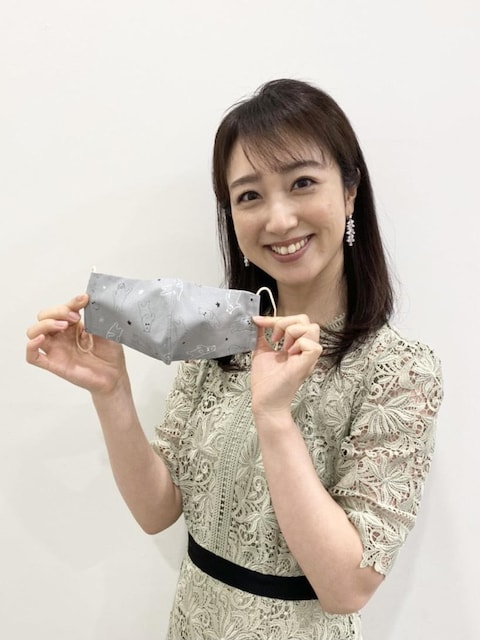 ハンドメイドマスクチャリティー 川田裕美さん