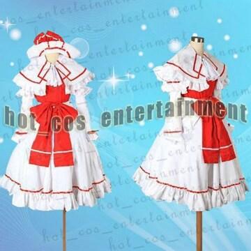 東方Project 東方香霖堂 レミリア・スカーレット コスプレ衣装