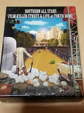 初回限定盤 FILM KILLER STREET&LIVE at TOKYO DOME