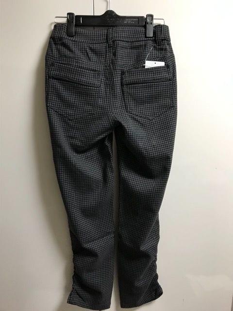 MAYSON GREY パンツ サイズ1・新品  < ブランドの