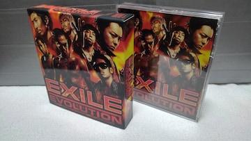 EXILE EVOLUTION (初回限定盤)(DVD付)