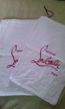 クリスチャンルブタン〓シューズ保存袋〓
