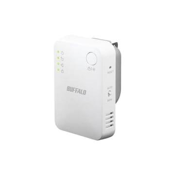 BUFFALO WiFi 無線LAN中継機 WEX-1166DHPS 11ac/n/a/g/b 866+30