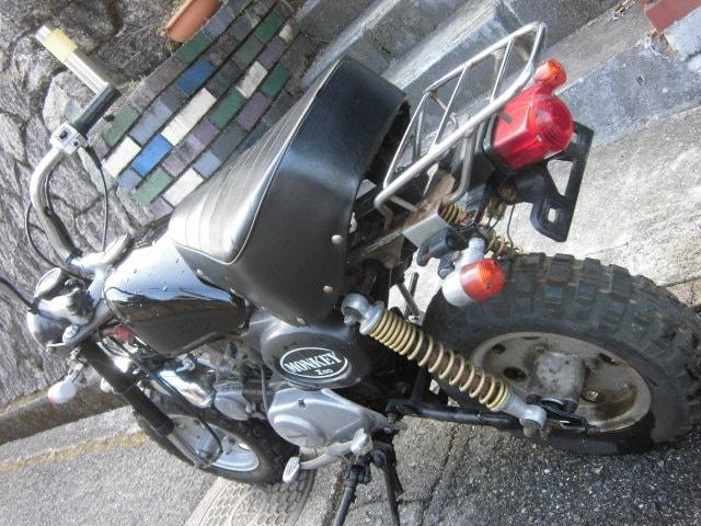 ホンダ モンキーZ50J レストア用 お宝出品 < 自動車/バイク