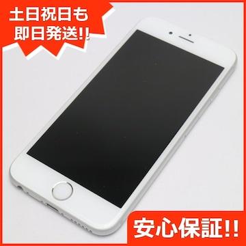 安心保証●新品同様●SOFTBANK iPhone6S 16GB シルバー●