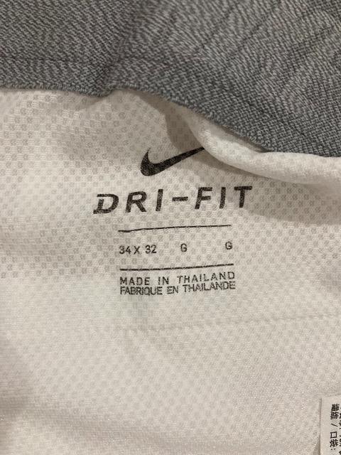 NIKE golf ナイキ ゴルフ パンツ ズボン 白 フレックスハイブリッドパンツ メンズ < ブランドの