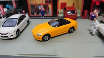[ジャンク・絶版・トミカ]No.064 ホンダ S2000