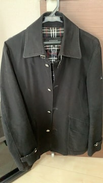 バーバリーブラックレーベルのコート!