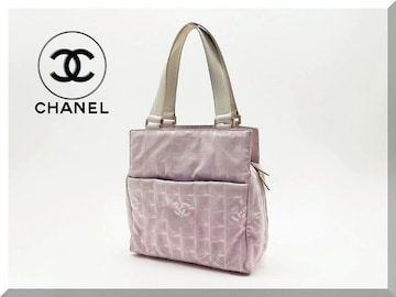 CHANEL☆シャネル ニュートラベルライン ハンドバッグ