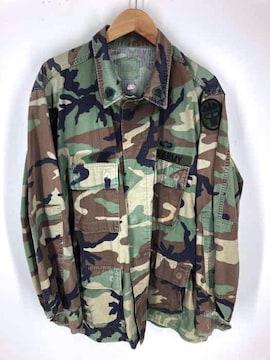 U.S.ARMY(ユーエスアーミー)コンバートコート 迷彩柄 ミリタリージャケットミリタリージャケット